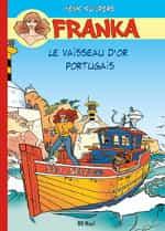 """LE COIN DU PATRIMOINE BD : """"Franka"""" d' Henk Kuijpers"""