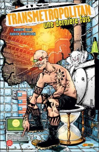 COMIC BOOK HEBDO n°124 (05/06/2010)