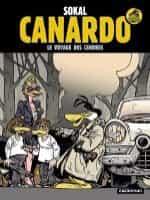 """Canardo"" tome 19 par Benoît Sokal"