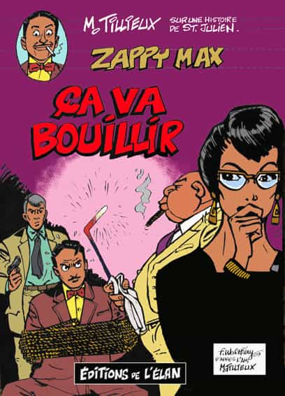 LE COIN DU PATRIMOINE BD : Quoi ? Encore Maurice Tillieux !