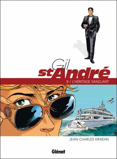 « Gil St André » par Jean-Charles Kraehn
