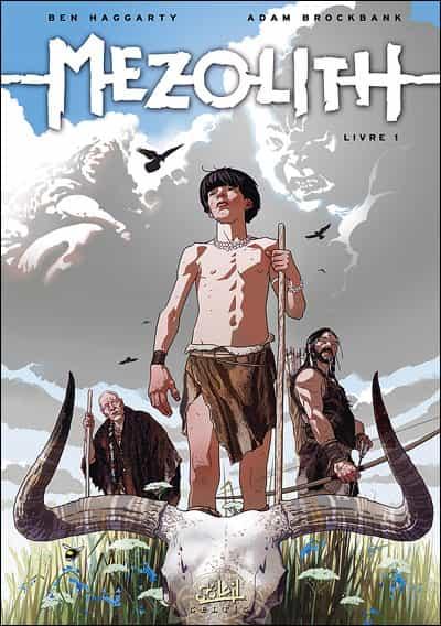 « Mezolith » par A. Brockbank et B. Haggarty