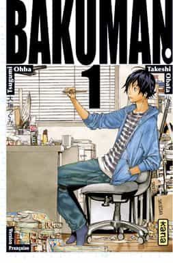 """Bakuman"" T1 & 2 par Ohba et Obata"