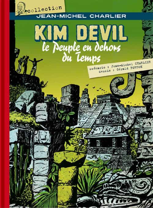 LA RÉÉDITION DU DEUXIÈME TOME DE « KIM DEVIL » SORT FIN OCTOBRE CHEZ SANGAM