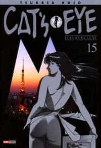 "ZOOM MANGA "" Cat's Eye "" T15 par Tsukasa Hojo"