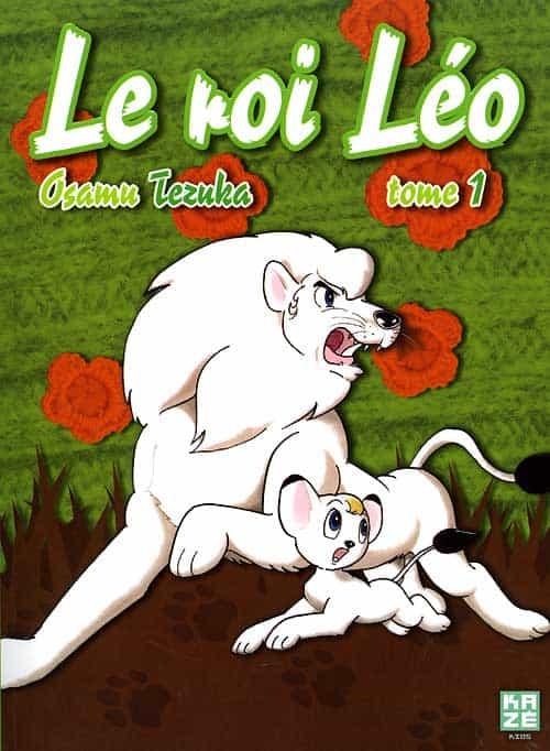 """ZOOM MANGA """" Le Roi Léo """" T1 par Osamu Tezuka"""