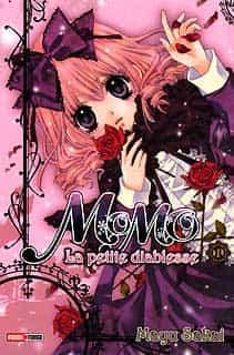 "ZOOM MANGA "" Momo "" T1 de Mayu Sakai."