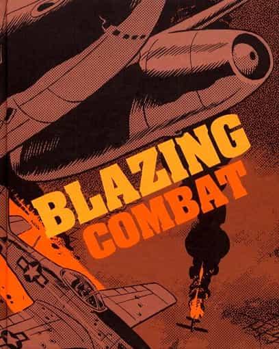 « Blazing Combat » d'Archie Goodwin