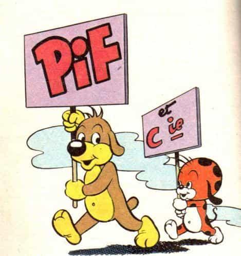 « PIF » EST ENCORE ORPHELIN !