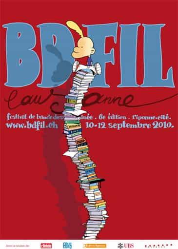 FESTIVAL BD-FIL 2010 : C'EST PARTI !
