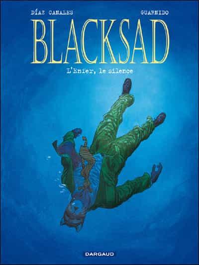 """ Blacksad "" T4 ("" L'Enfer, le silence "")"