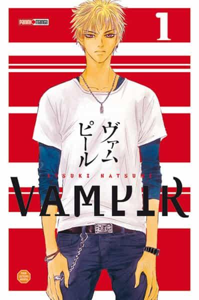 """""""Vampir"""" T1,2 & 3 de Itsuki Natsumi"""