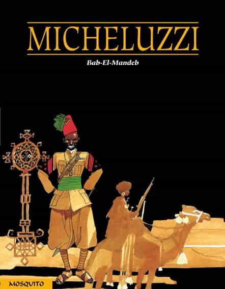"""""""Bab-el-Mandeb"""" par Attilio Micheluzzi"""