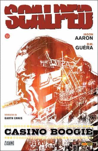 """""""Scalped"""" T1 et T2 par R. M. Guéra et J. Aaron"""