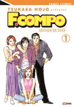 """"""" F. Compo """" T1 par Tsukasa Hojo"""