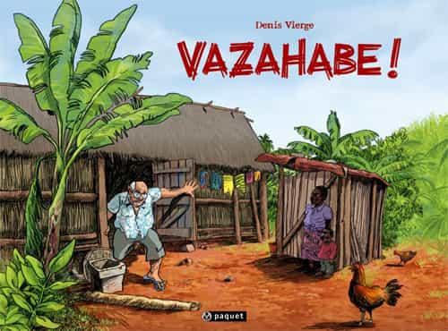 """""""Vazahabe !"""" par Denis Vierge"""