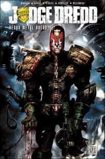 """Judge Dredd"" : ""Heavy Metal Dredd"""