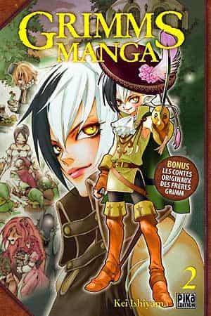 """Grimms Manga"" T1 et 2 par Kei Ishiyama"