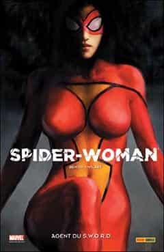 """Spider-Woman : Agent du S.W.O.R.D."""