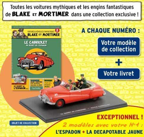 """""""BLAKE ET MORTIMER"""" ENVAHISSENT LE RÉSEAU KIOSQUE !"""