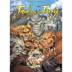"""""""Trolls de Troy """" T14"""