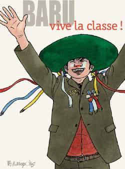 """Vive la classe !"""