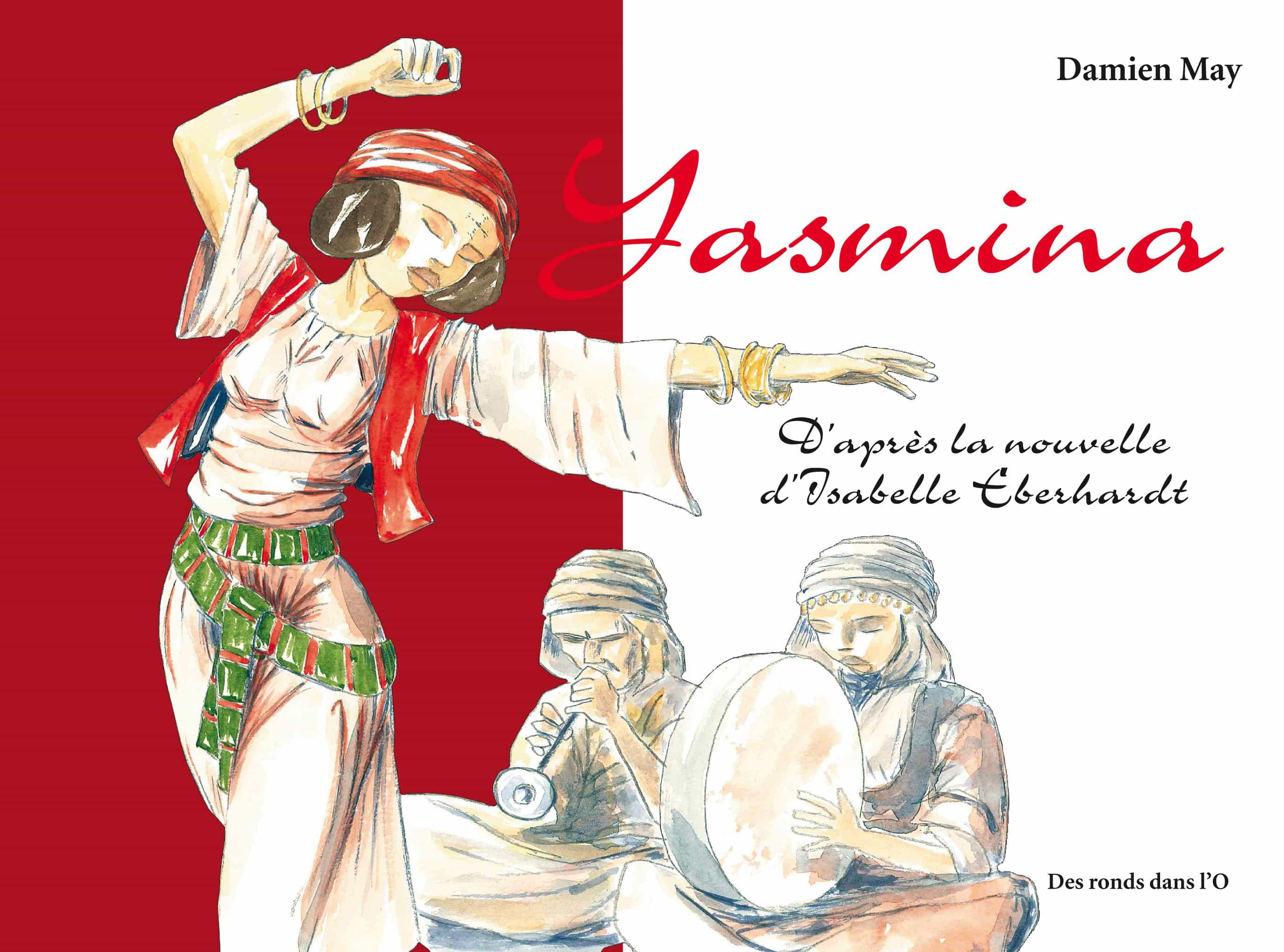 """Yasmina"" par Damien May"