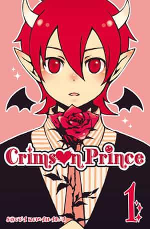 """Crimson-prince"" T1 & 2 par Souta Kuwahara"