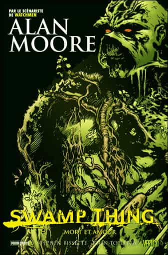 """Swamp Thing"" T2 par Alan Moore"