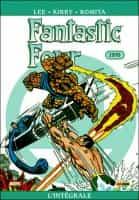 """""""Fantastic Four : l'Intégrale 1970"""""""
