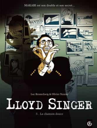"""Lloyd Singer"" T5"