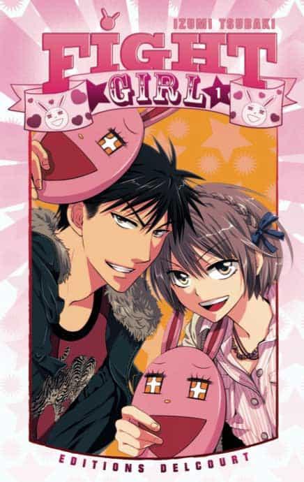 "ZOOM MANGA ""Fight Girl"" T1 et 2 par Izumi Tsubaki"