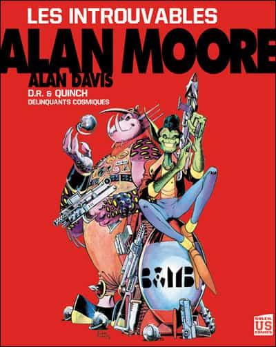 """""""D.R. & Quinch"""" par Alan Davis et Alan Moore"""