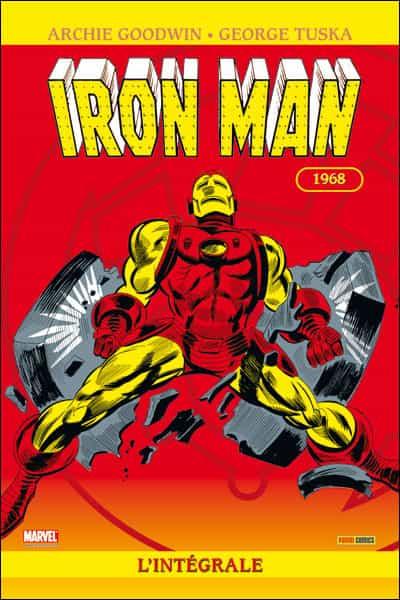 """""""Iron Man""""  par G. Colan, G. Tuska et S. Lee"""