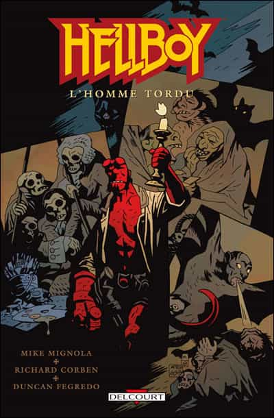 """Hellboy"" T11 par Mike Mignola & Co"