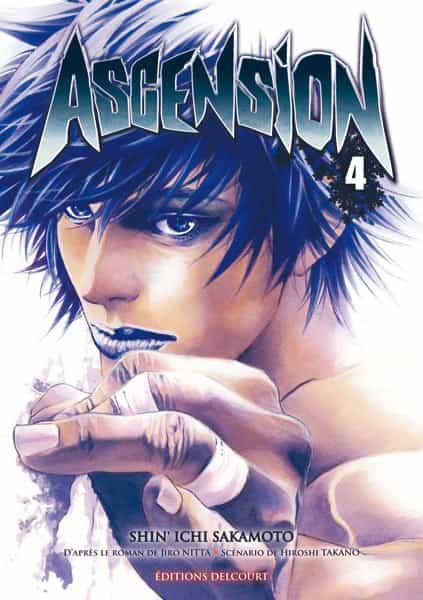 """""""Ascension"""" T4 par Shin'Ichi Sakamoto"""