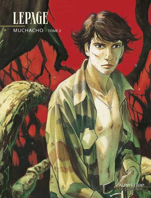 Muchacho, meilleure bande dessinée adaptable au Forum International Cinéma & Littérature de Monaco