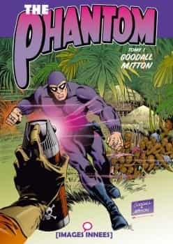 "LA VERSION SUÉDOISE DE ""THE PHANTOM"" DUE À JEAN-YVES MITTON BIENTÔT DISPONIBLE CHEZ [IMAGES'INNÉES] !"