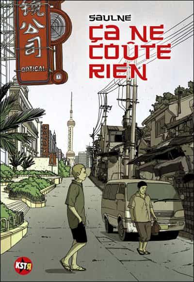 """""""Ça ne coûte rien"""" par Sylvain Saulne"""