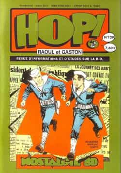 UN NOUVEAU NUMÉRO DE HOP ! : la plus ancienne et la plus fiable des revues d'informations et d'études sur la B.D.