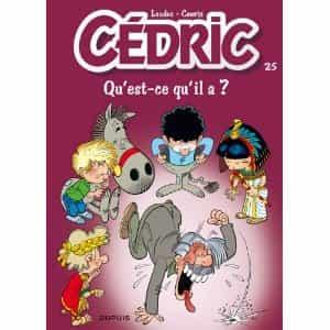 """""""Cédric"""" T25 par R. Cauvin et Laudec"""