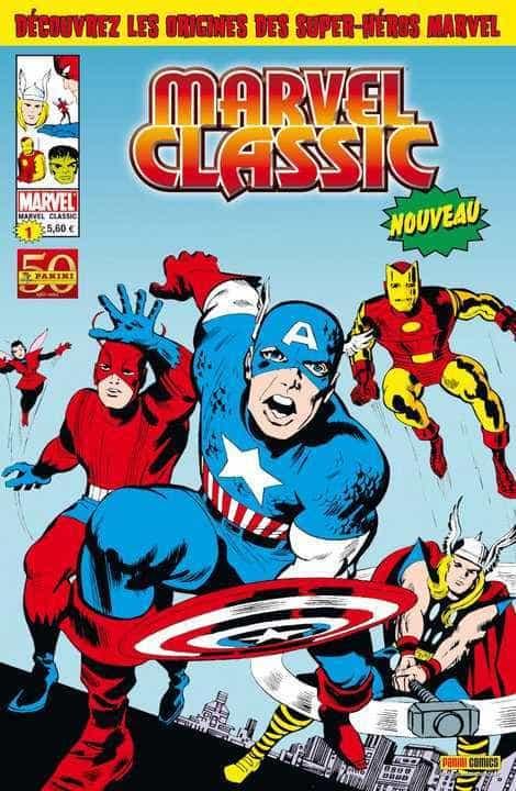 LE COIN DU PATRIMOINE US : Jack Kirby, le roi des comic books