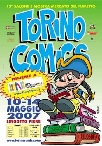 TORINO COMICS. 13° EDITION