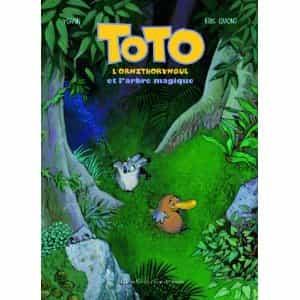 """""""Toto l'ornithorynque"""" T1"""