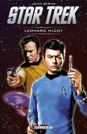 """Star Trek"" par John Byrne"