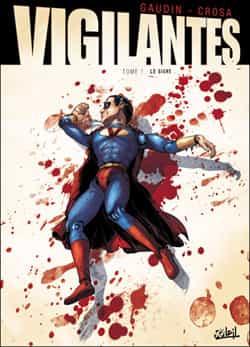 """""""Vigilantes"""" T1"""