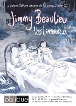 """LE QUÉBÉCOIS JIMMY BEAULIEU MIS À L'HONNEUR À LA GALERIE """"OBLIQUE"""""""