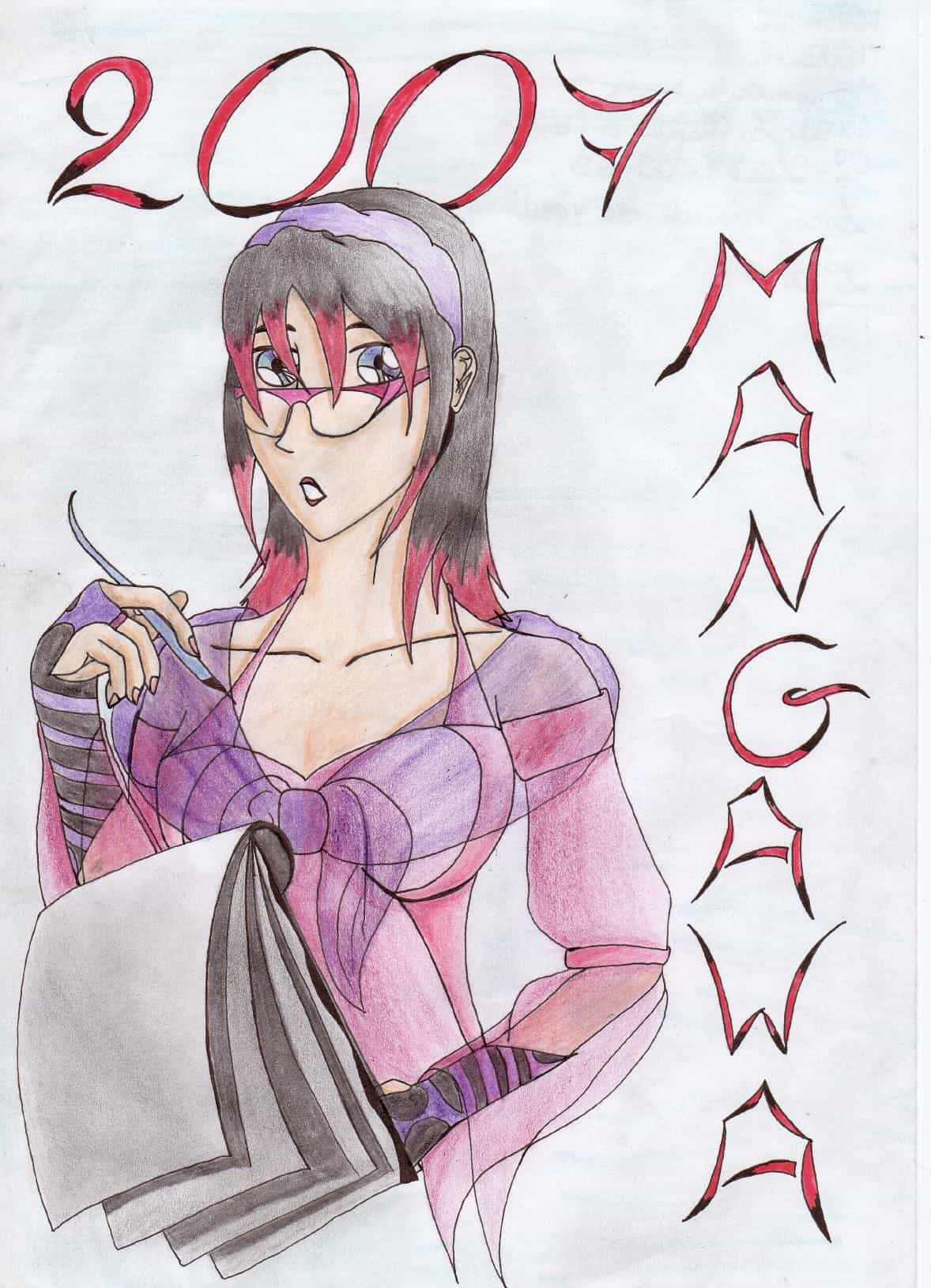 Prix MANGAwa 2007 : prix littéraire manga en France