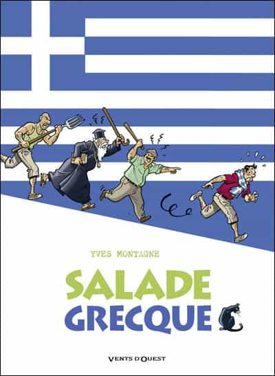 """""""Salade grecque"""" par Yves Montagne"""