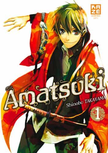 """Amatsuki"" T1 par Shinobu Takayama"